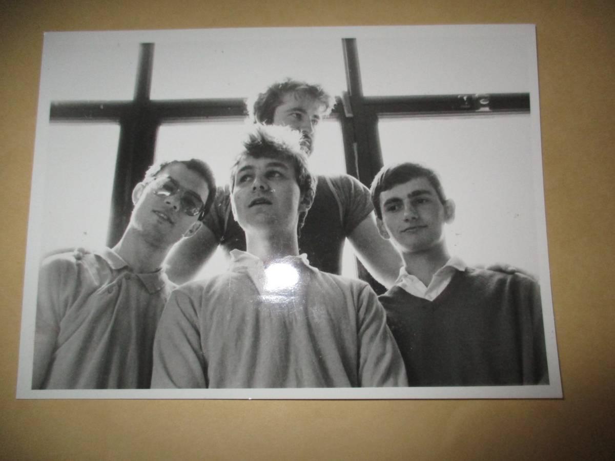 宣伝用写真 ジェイムス James イギリス ティム・ブース Tim Booth