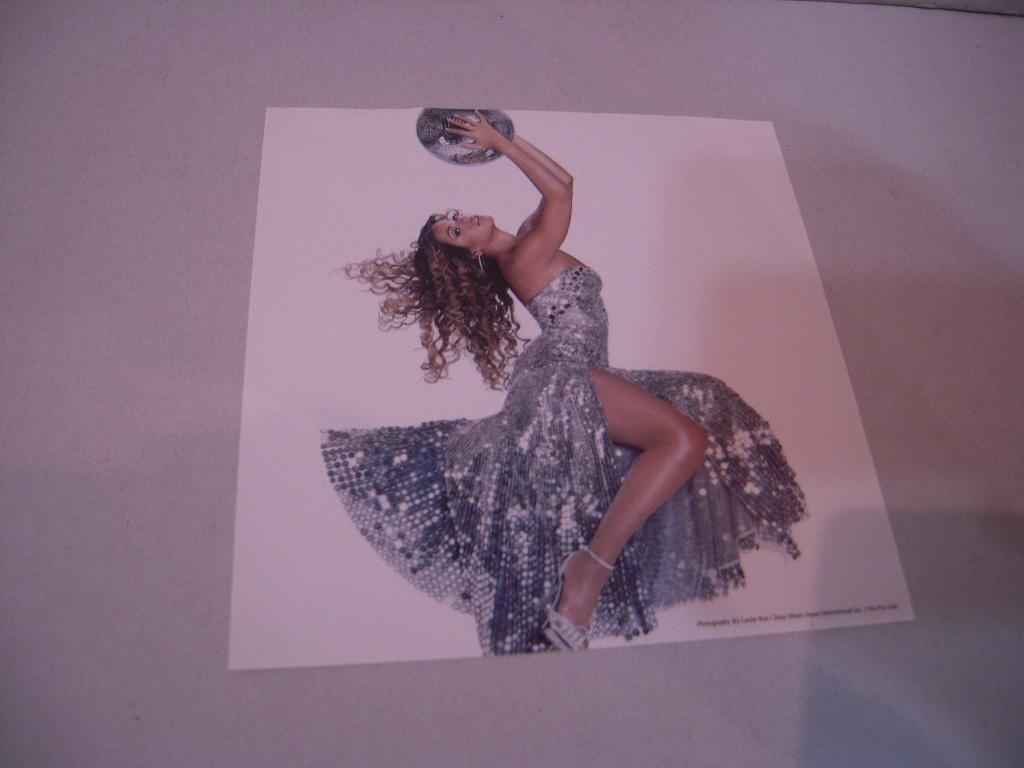 ステッカー: ビヨンセ Beyonce「B'DAY~ザ・ビヨンセ・エクスペリエンス・ライヴ」