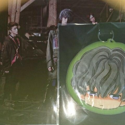 HiGH&LOW END OF SKY RUDEBOYS スモーキー 窪田正孝 グッズの画像