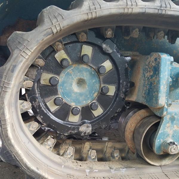 ヤンマー キャリーダンプ C30R-1 C30R-2 スプロケット 1枚 新品 キャリーダンプ 運搬機 建機 重機 不整地運搬車 _画像3