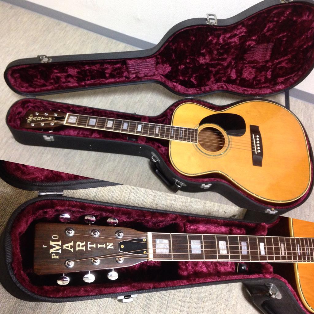 エレアコ仕様 000サイズ縦ロゴギター pro Martin 送料無料