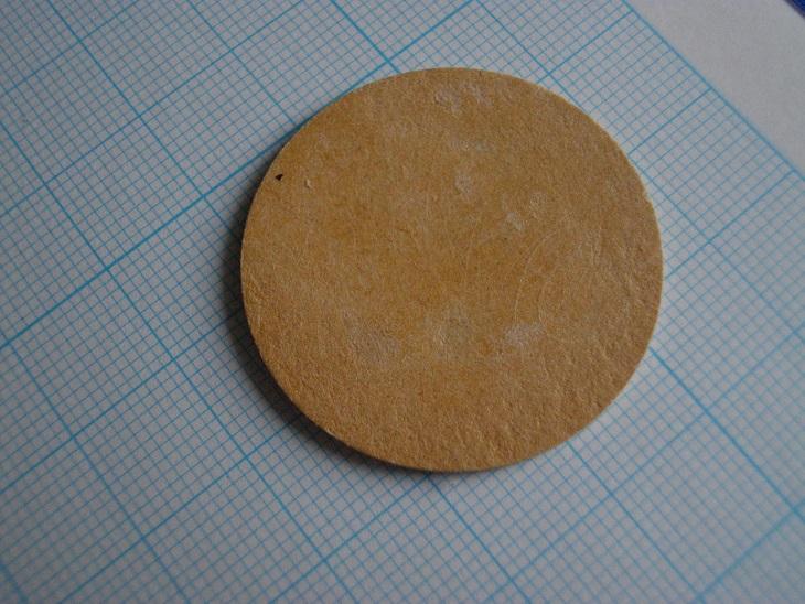 (158)牛乳キャップ1枚 片岡乳業 片岡高脂肪牛乳_画像3