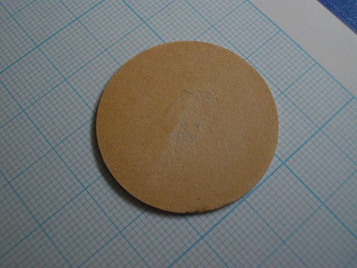 (172)牛乳キャップ1枚 大阪保証牛乳 保証フルーツ_画像3