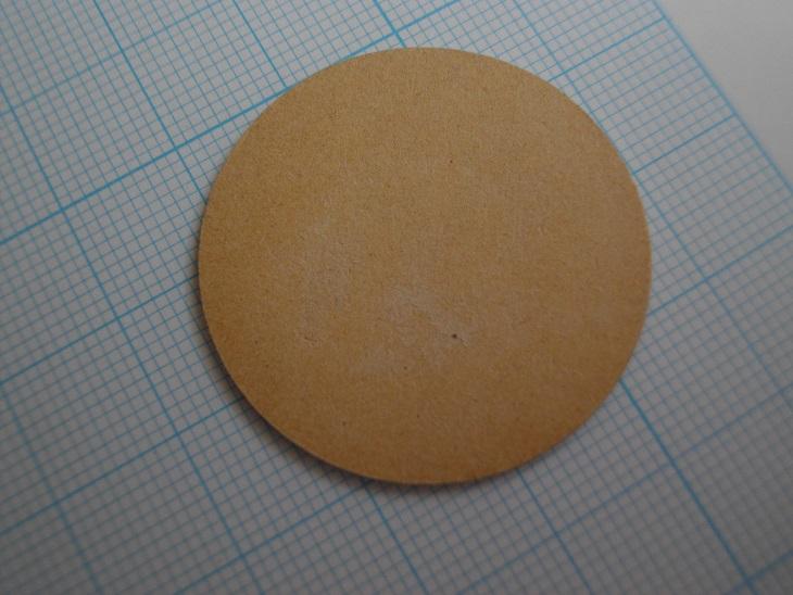 (197)牛乳キャップ1枚 高田乳業 ラクトコーヒー_画像3