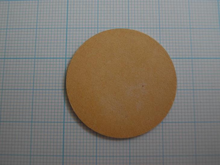 (197)牛乳キャップ1枚 高田乳業 ラクトコーヒー_画像2