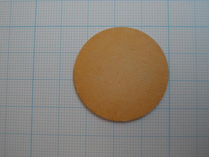 (212)牛乳キャップ1枚 太田牧場 特別牛乳_画像2