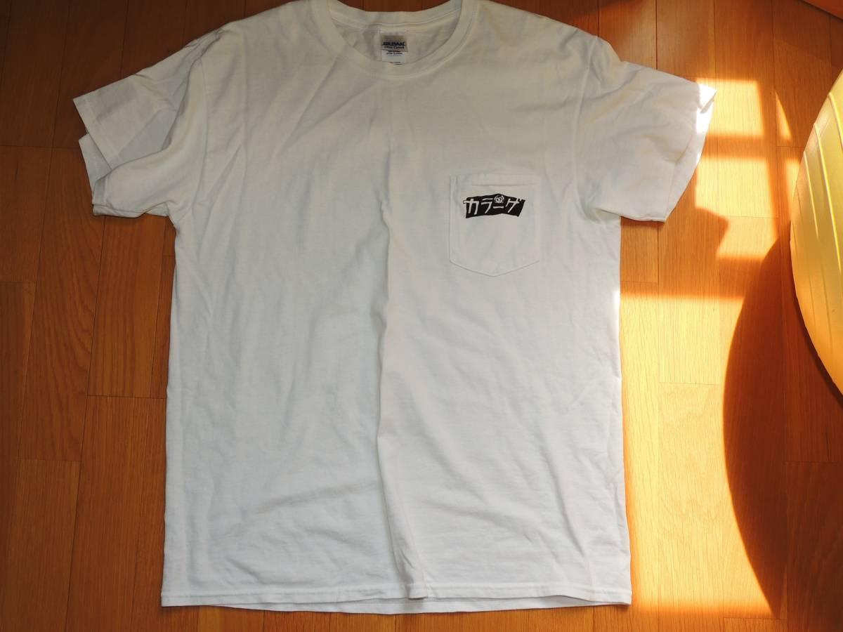 【The ピーズ】 Tシャツ Lサイズ ! カラーゲ!!!