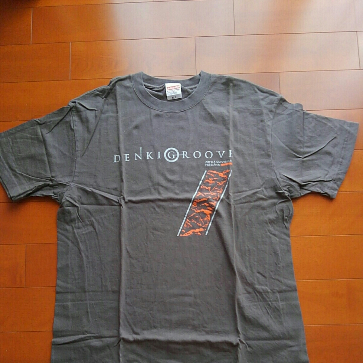 電気グルーヴ Tシャツ XL 新品 石野卓球 ピエール瀧 ライブグッズの画像