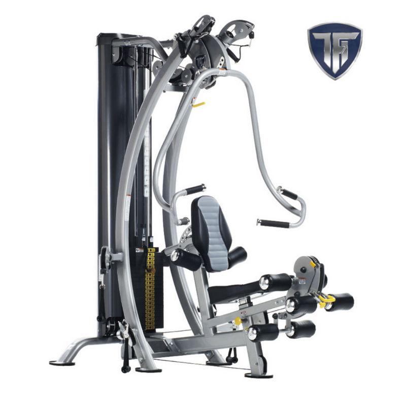 [展示品]TUFFSTUFF(タフスタッフ) SXT-550 ハイブリットホームジム トレーニングマシン