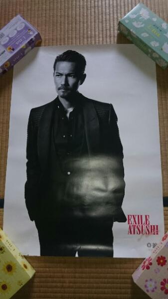 EXILE ATSUSHI ポスター