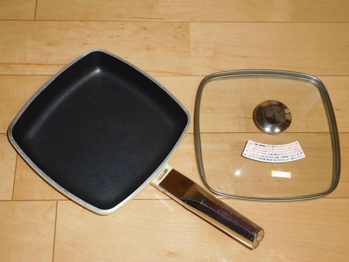 アサヒ軽金属◆ローストパン(S)クリーム おまけ可_画像1