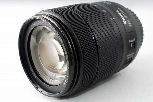 ★ほぼ新品★Canon キャノン EF-S 18-135mm F3.5-5.6 IS USM★