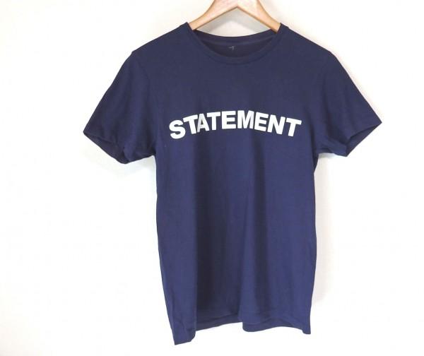 【送料164円】徳永英明コンサートツアー2013Tシャツ/STATEMENT
