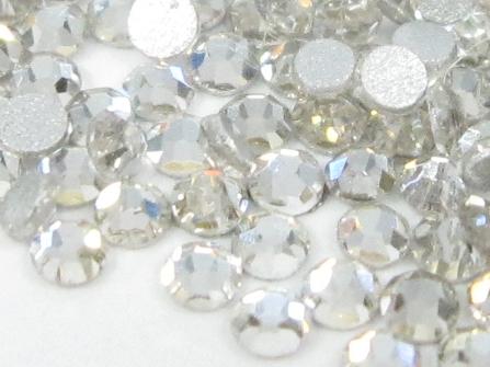 大特価 (SS8) 1440粒 クリスタル 高級ガラスストーン スワロのような輝き ラインストーン ネイル デコ 高品質 送料無料