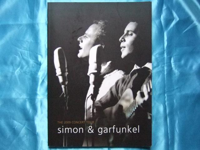 サイモンとガーファンクルSimon&Garfunkelパンフレット2009コンサートツアージャパン