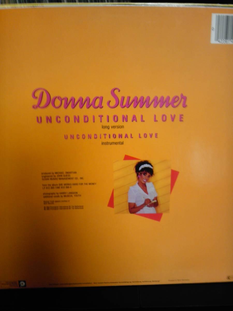 Ger12' Donna Summer/Unconditional Love_画像2