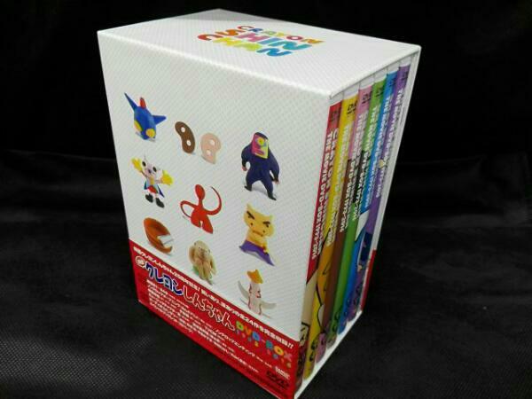 映画 クレヨンしんちゃん DVD-BOX 1993-2016 グッズの画像