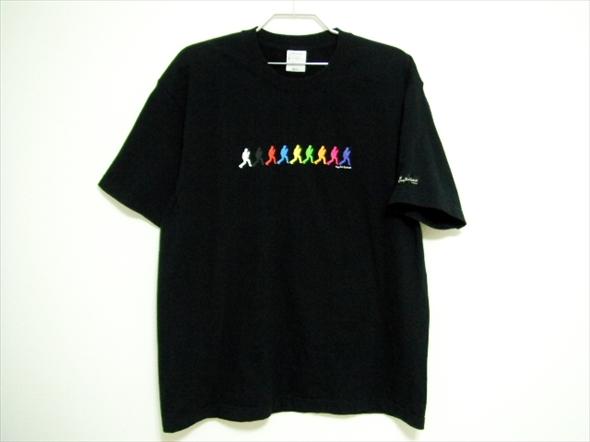 【K329】送料164円★良品★CRAZY KEN BAND クレイジーケンバンド 半袖Tシャツ XLサイズ ブラック Crazy Ken's Syndicate HONMOKU 横山剣