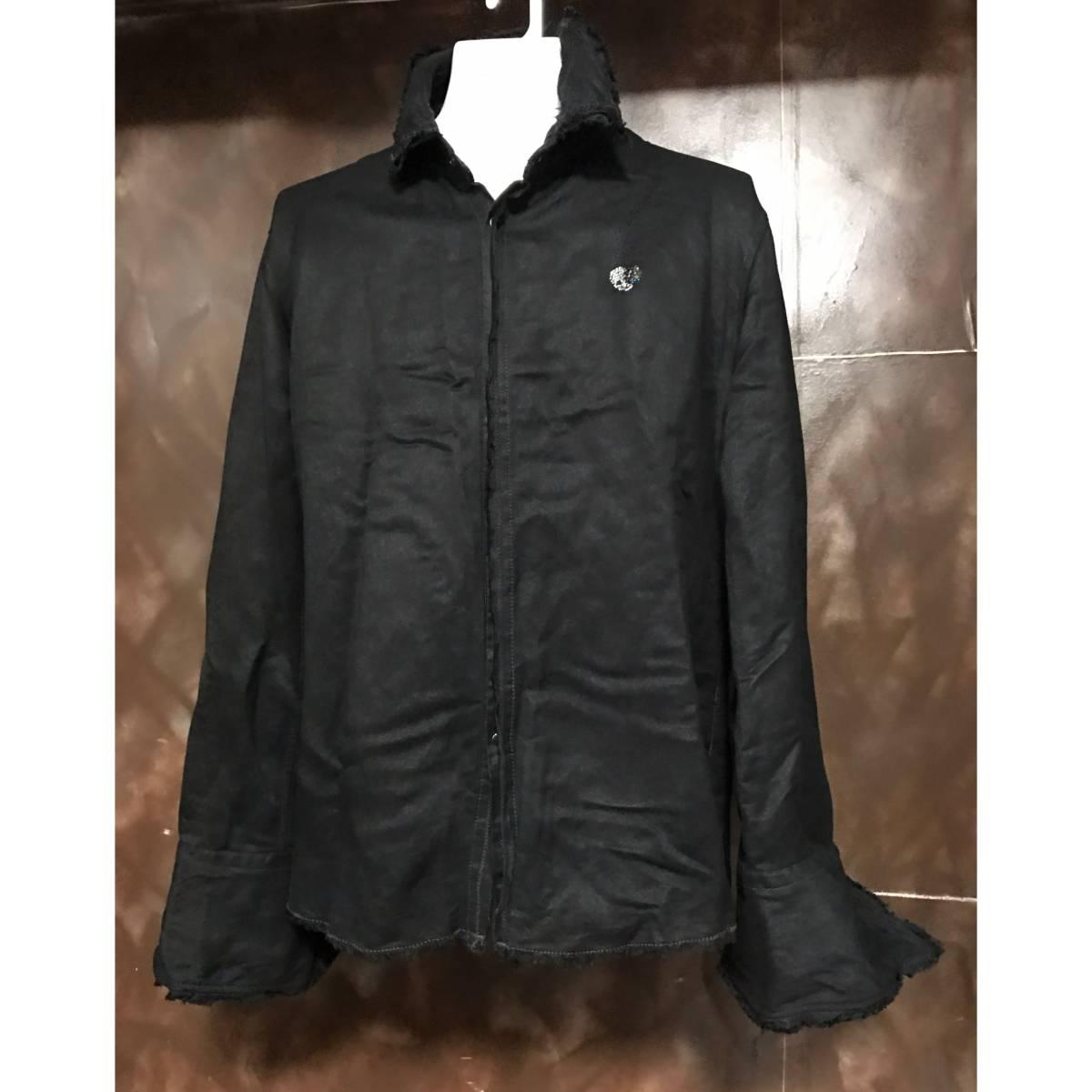FranCisT_MOR.K.S. 定価19440円 ワイヤースワロシャツ 3