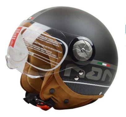 激安BEON日本未発売モモ.MOMO風ジェットヘルメット9色選択M/L/XL_画像2