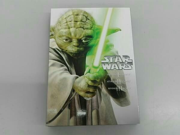 スター・ウォーズ プリクエル・トリロジー DVD-BOX ディズニーグッズの画像
