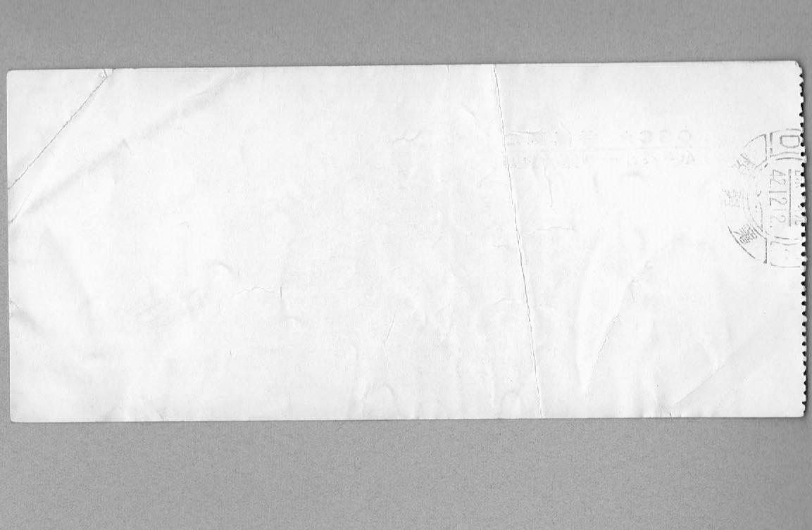(昭和)「42.12.12」割印
