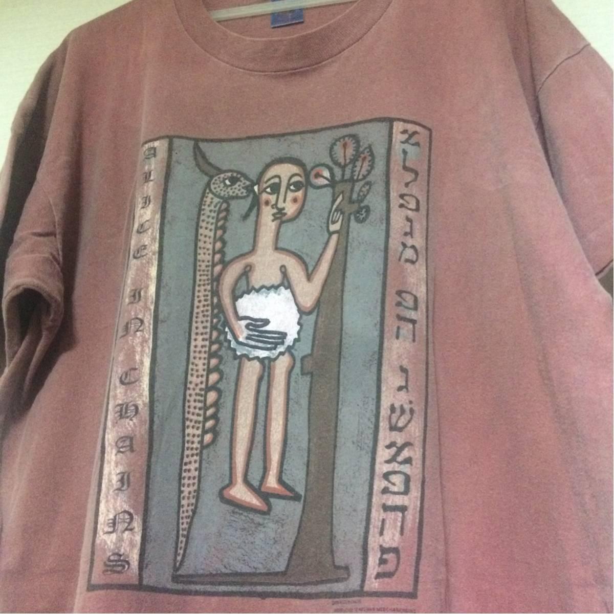 94年 Alice in chains Tシャツ ビンテージ 90s アリスインチェインズ USA製 nirvana soundgarden pearl jam