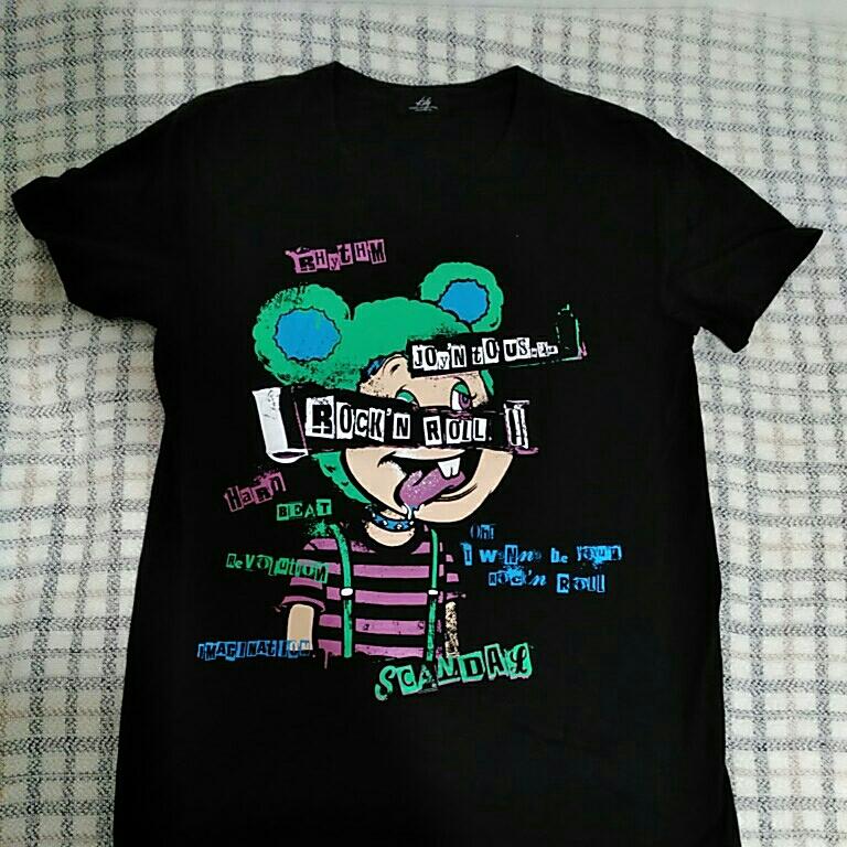 SCANDAL Tシャツ ライブグッズの画像