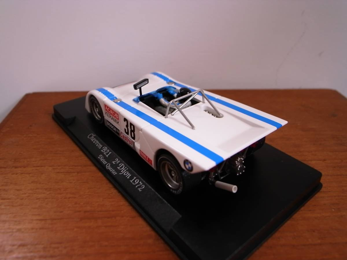 1/32 FLY Chevron B21 Dijon 1972