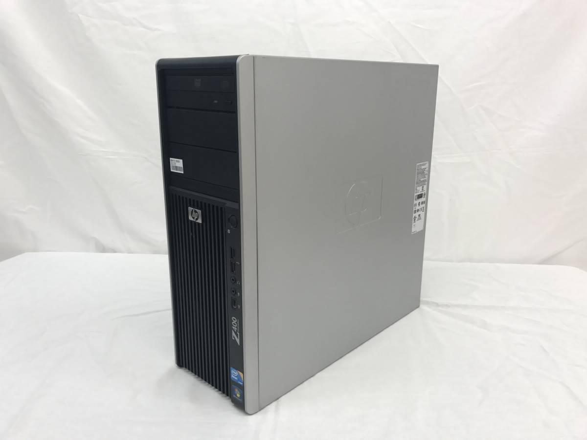 【デザイン用】HP Workstation/Xeon/Adobe CS6/Office/Win10/64bit/Quadro