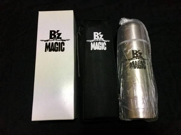 ★新品・レア★B'z MAGIC 水筒 未使用 ライブグッズの画像
