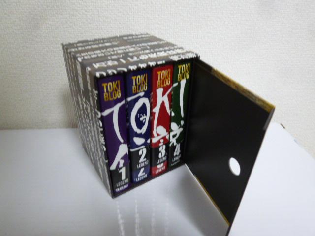 TOKI 伝説ブログ本 TOKI LEGEND BLOG GLAY 伝説 ブログ本