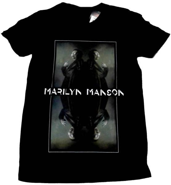 即決!MARILYN MANSON Tシャツ S/M/L/XLサイズ 新品未着用【送料164円】