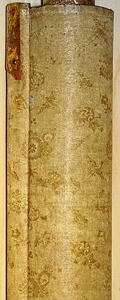 【掛け軸】 仏画 「截金十一面観音像」 鎌倉時代 箱書きあり 所蔵品あり 中国 朝鮮 高麗仏画_画像2
