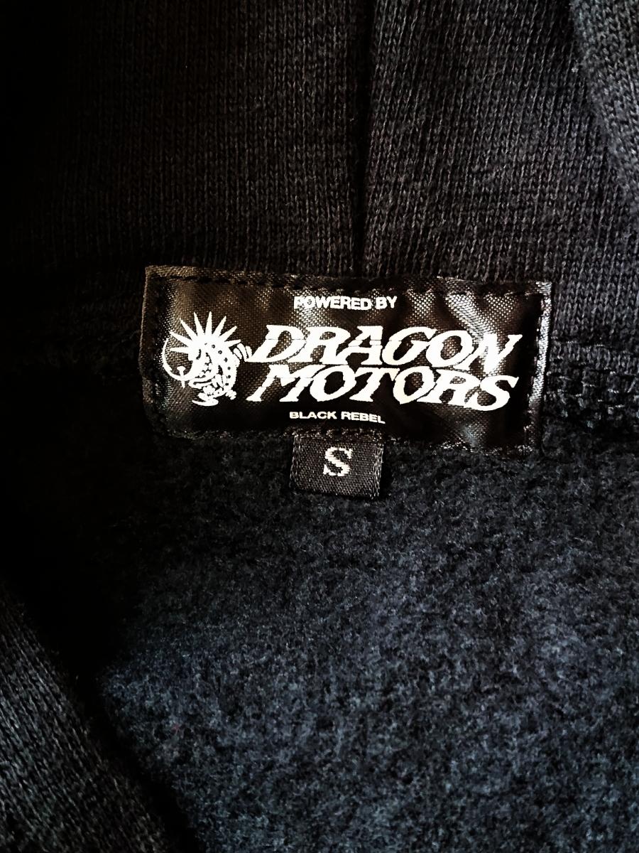 美品 CYCO MANIACS サイコマニアックス ビスジャン パーカー バイカー ハーレ LAGHIN NOSE PON SA PUNK HARD CORE CHAOS UK Discharge 666_画像3