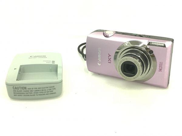 Canon キヤノン IXY 10S 現状品 Gi10060-149