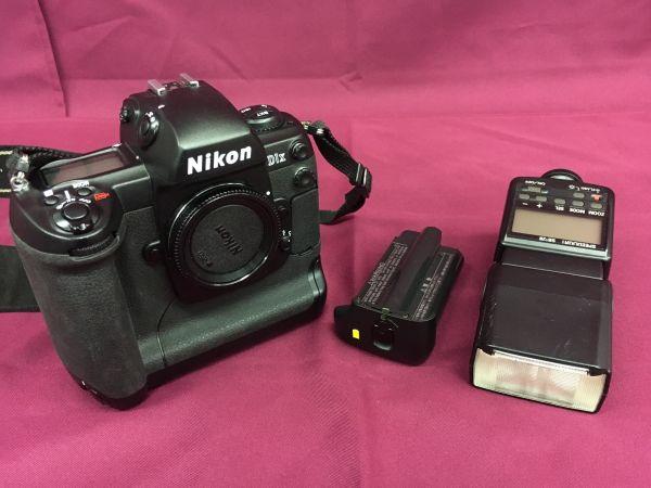 ニコン Nikon D1X ボディ 現状品 GM5303-104