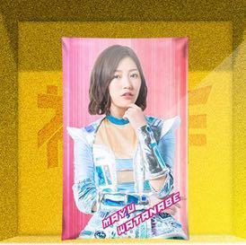 渡辺麻友 シュートサイン ビッグクッション 神の手 AKB48 ライブ・総選挙グッズの画像