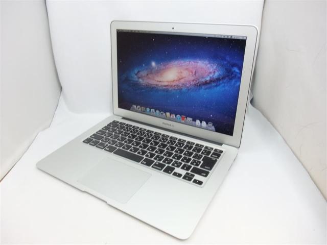★即決★【じゃんぱら渋谷道玄坂店】Apple MacBook Air 13インチ 128GB MC965J/A (Mid 2011)