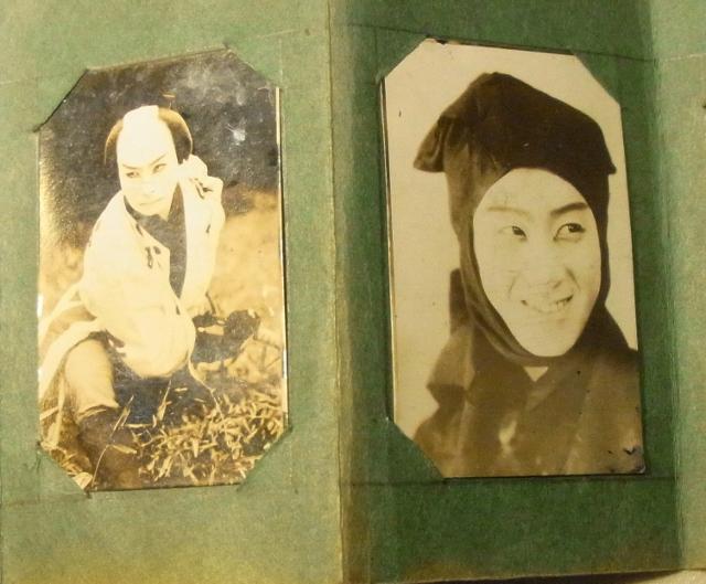 古い映画俳優の写真、10枚_画像3