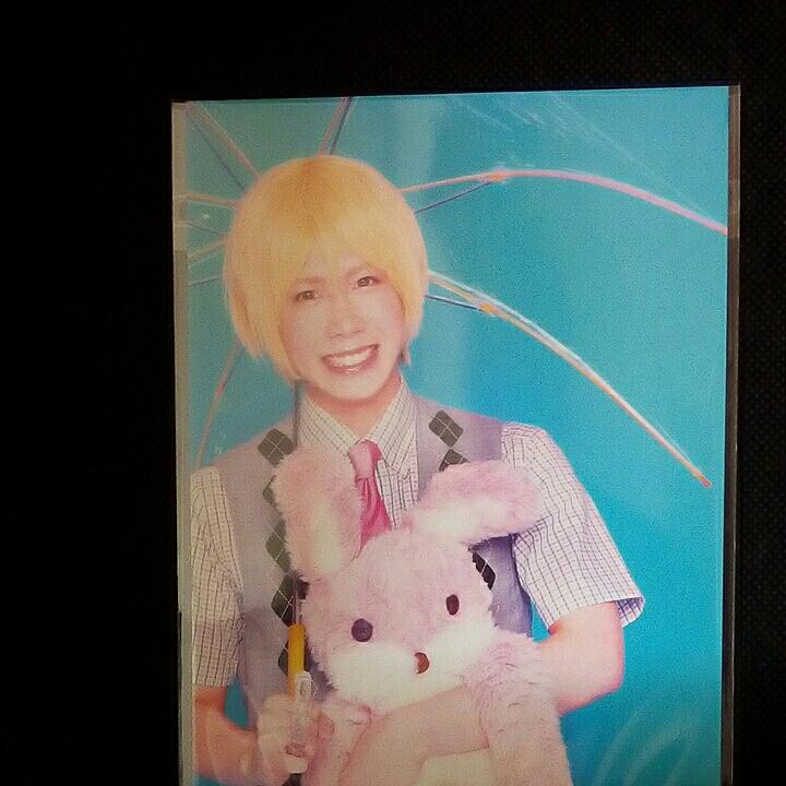 [バラ売り]アルスマグナ ポストカード 榊原タツキ 1 ライブグッズの画像