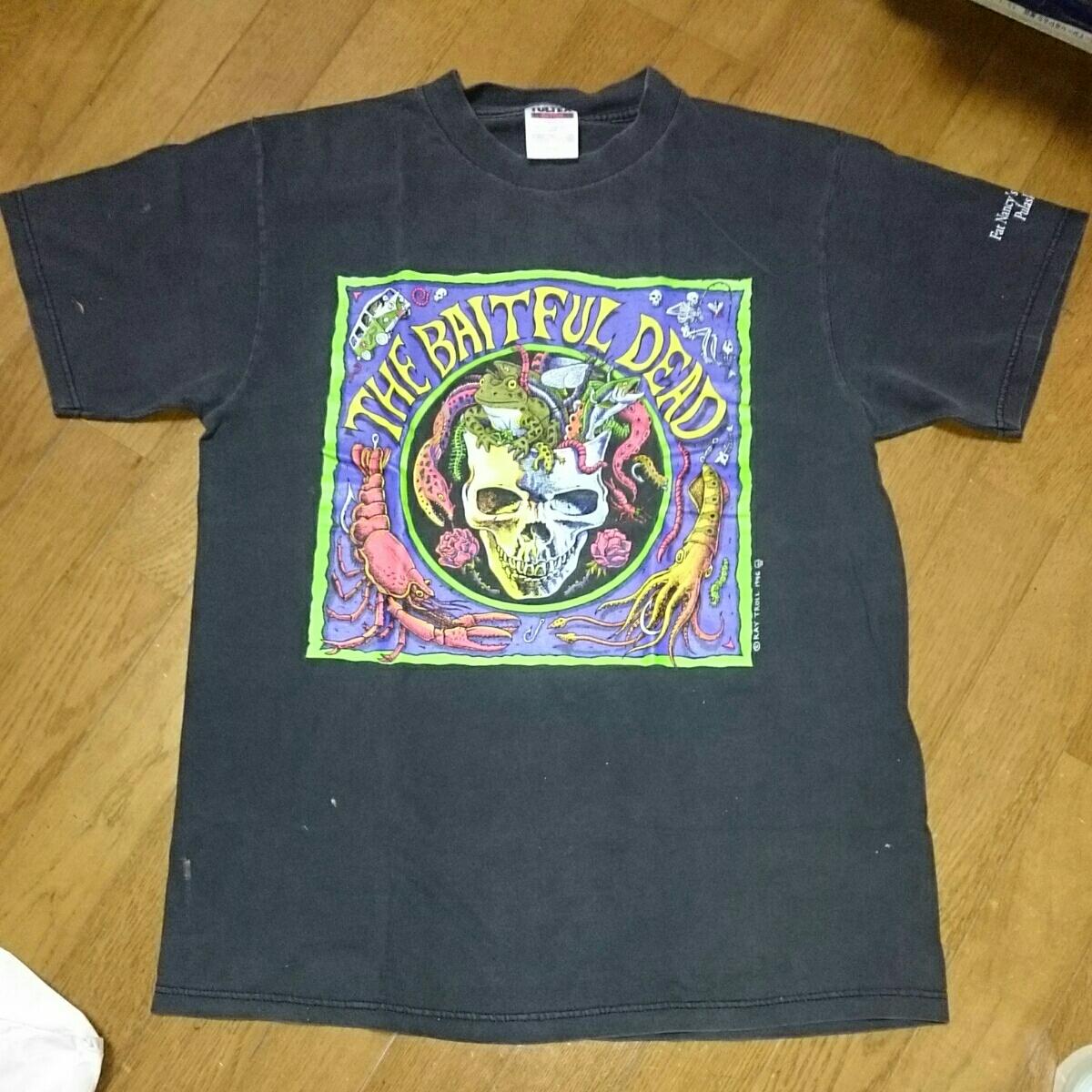 90s THE BAITFUL DEAD ヴィンテージ Tシャツ