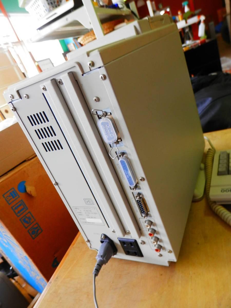 NEC PC-8800 本体 キーボード セット パソコン PC-8801MC ジャンク品 A1973_画像3