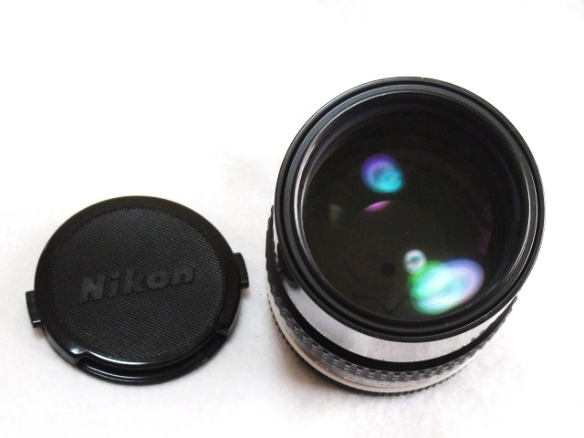 Nikon ニコン NIKKOR 135mm 1:2.8