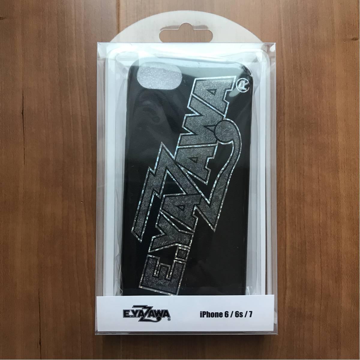 矢沢永吉iPhone 6/6s 7ケース(ロゴ)ホログラム