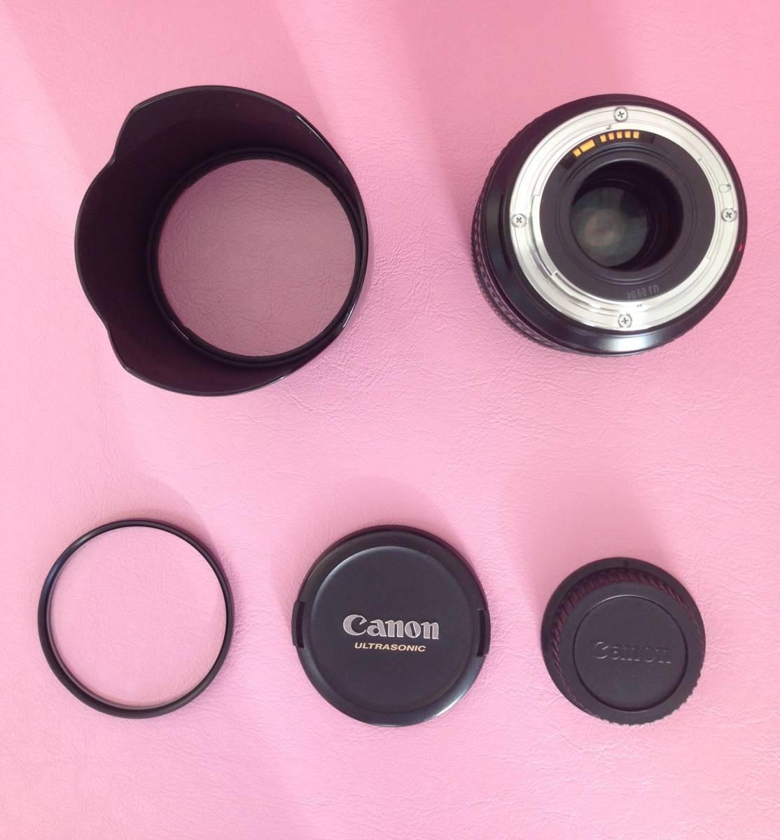中古Canon キャノンEF 28-70mm F2.8L USM