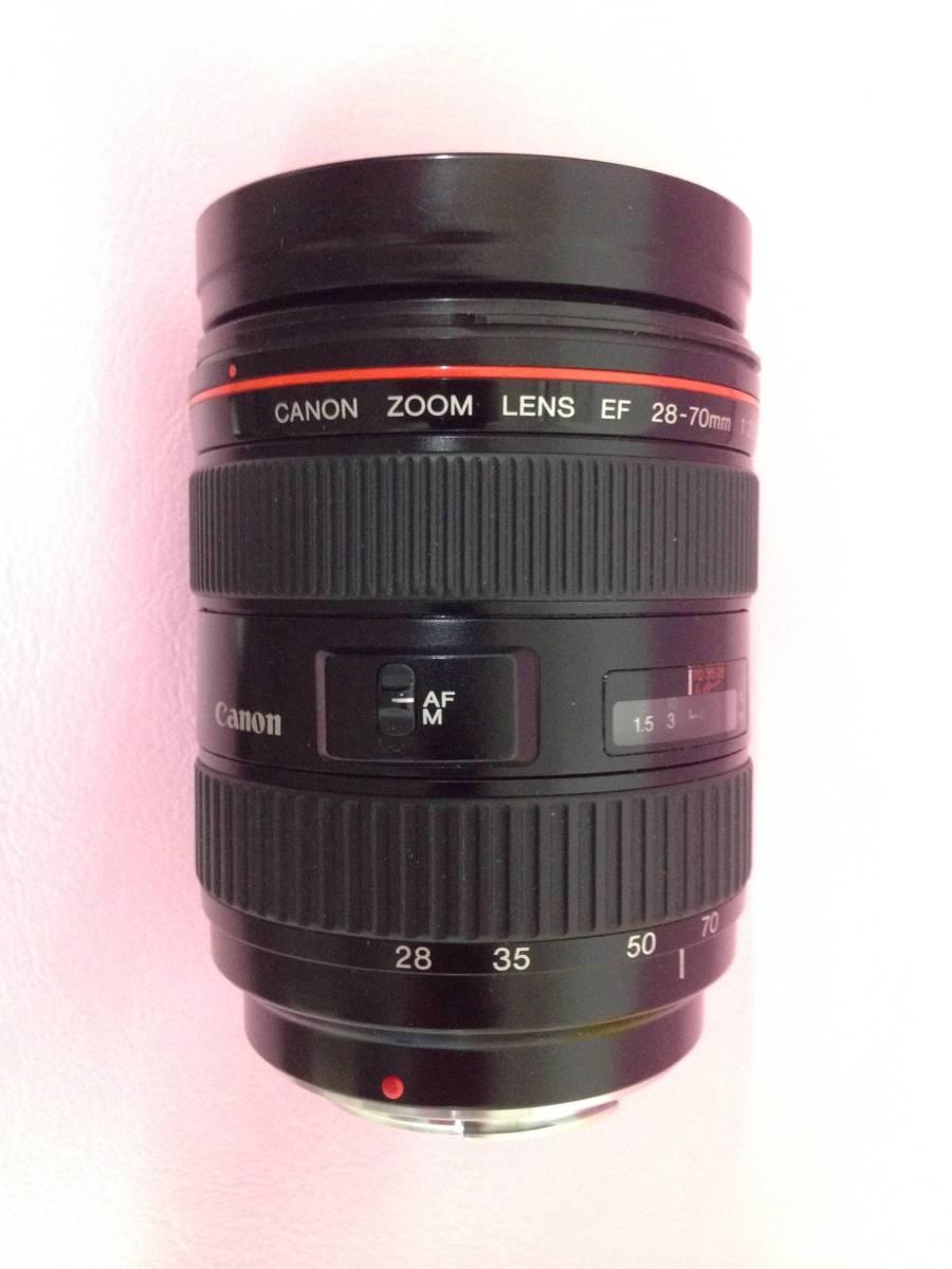 中古Canon キャノンEF 28-70mm F2.8L USM_画像2