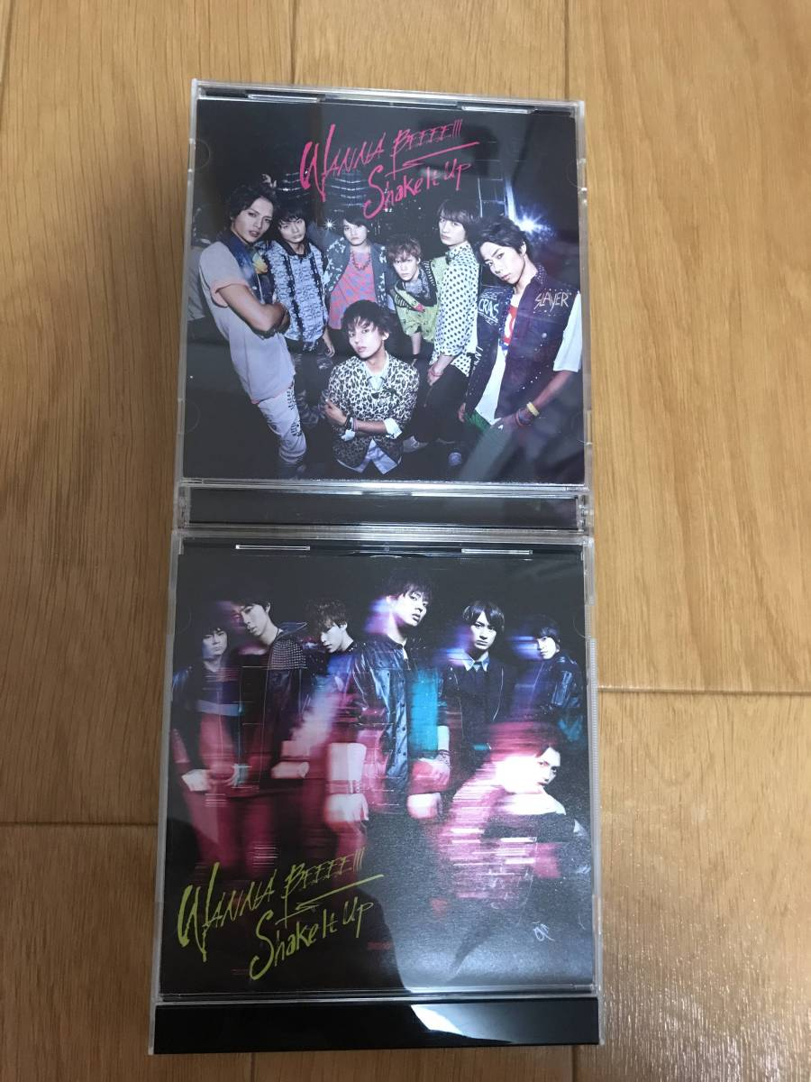 CD+DVD★キスマイ★WANNA BEEEE! 初回通常2種②