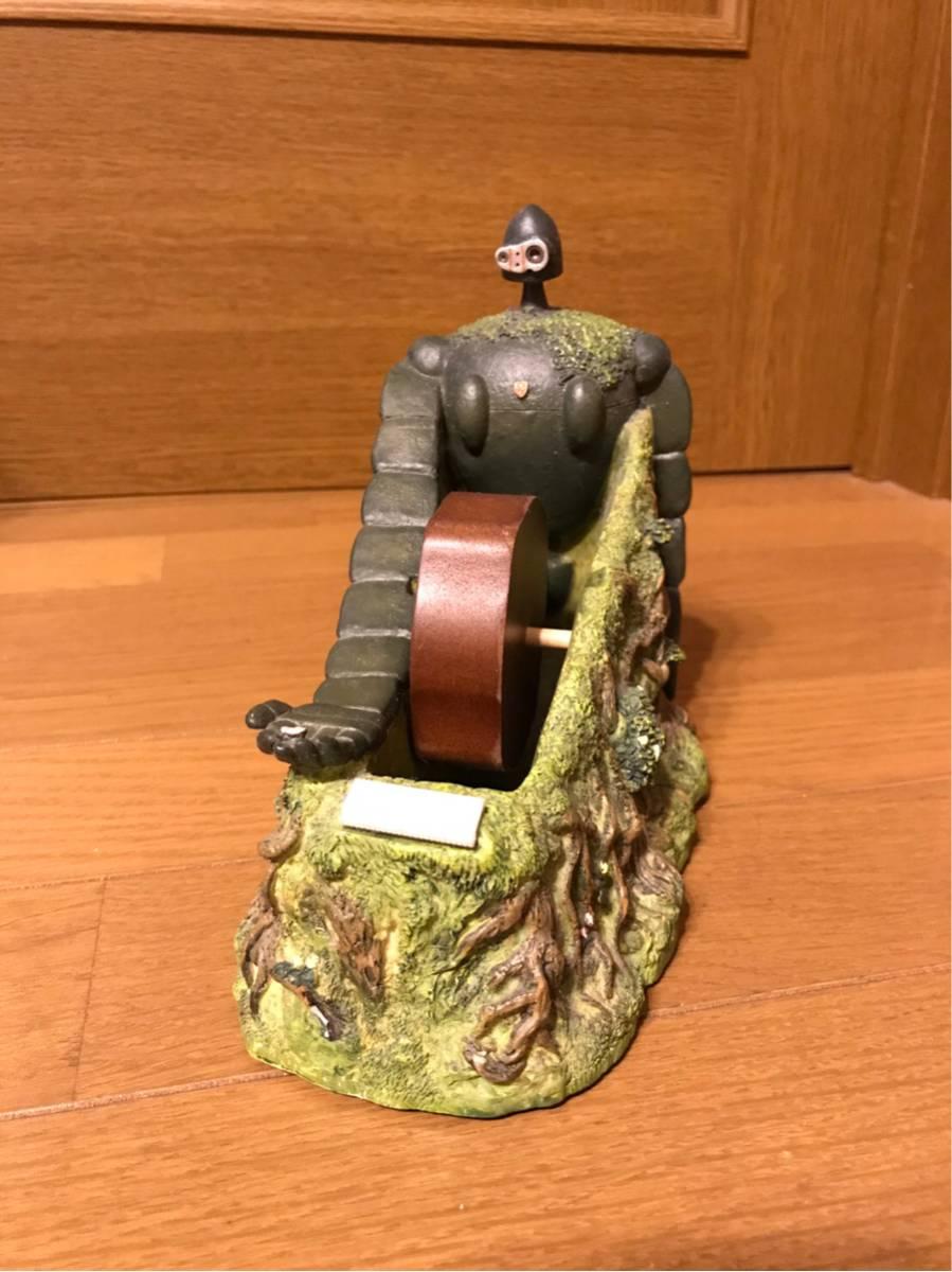 スタジオジブリ 天空の城ラピュタ ロボット兵 テープカッター♪レア品です。 グッズの画像