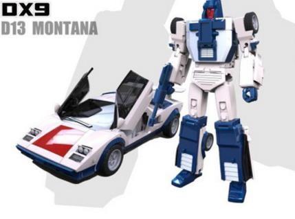 新品 DX9 Toys  Atilla - Montana D13 第1弾!在庫品 (期間セール)▲_画像2